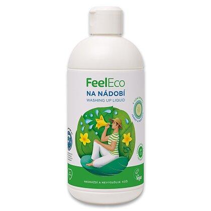 Obrázek produktu Feel Eco - prostředek na nádobí - 500 ml, vůně okurky