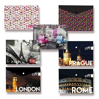 Obrázek produktu Spisové desky Design s drukem - Sovy