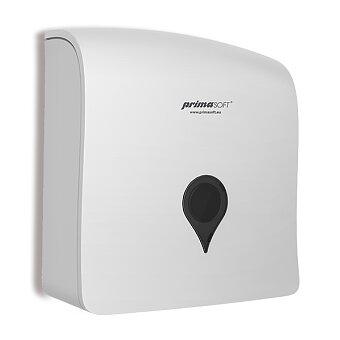 Obrázek produktu Zásobník na papírové ručníiky PrimaSoft - bílý