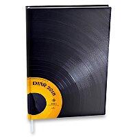 Týdenní diář B6 Vinyl