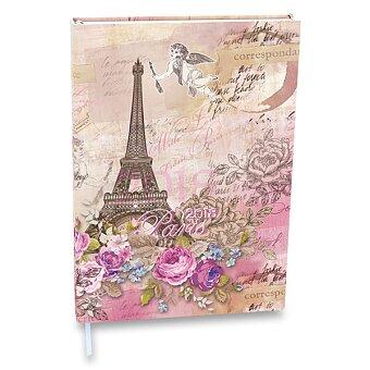 Obrázek produktu Týdenní diář B6 Paříž