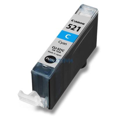 Obrázek produktu Canon - cartridge CLI-521, cyan (modrá) pro inkoustové tiskárny