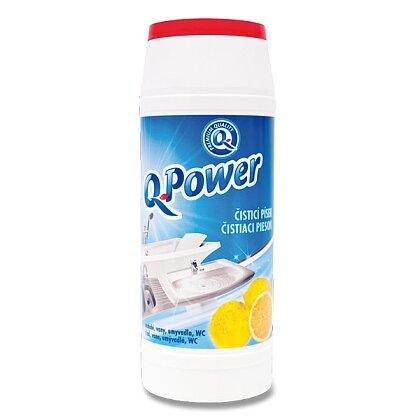 Obrázek produktu Q Power - čisticí písek - Citron, 400 g