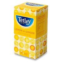 Ovocný čaj Tetley citron a zázvor