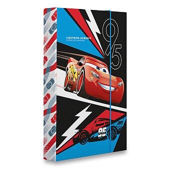 Obrázek produktu Box na sešity Cars - A4
