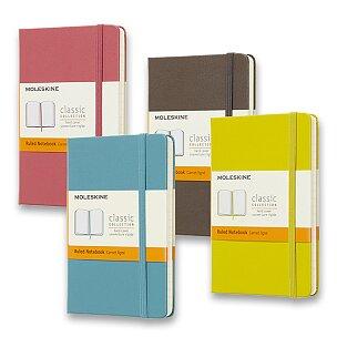 Zápisník Moleskine - tvrdé desky