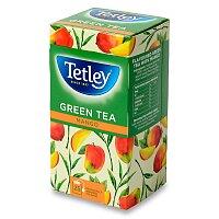 Zelený čaj Tetley s mangem