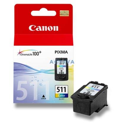 Obrázek produktu Canon - cartridge CL-511, color (barevná) pro inkoustové tiskárny