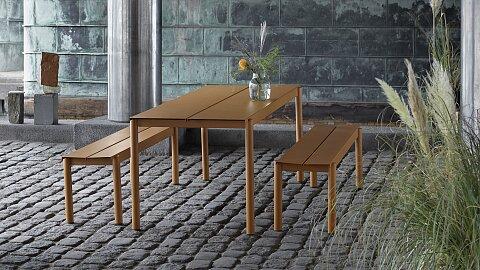 Nová kolekce venkovního nábytku Linear