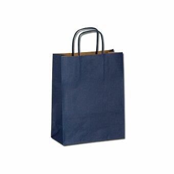 Obrázek produktu TWISTER - papírová dárková taška, 18x8x25 cm, výběr barev