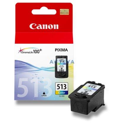Obrázek produktu Canon - cartridge CL-513, color (barevná) pro inkoustové tiskárny