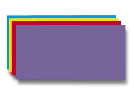 Obrázek produktu Barevná dopisní karta Clairefontaine - 106 x 213 mm do DL obálek, 25 ks