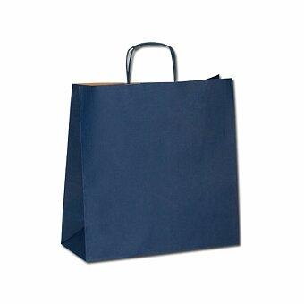 Obrázek produktu TWISTER - papírová dárková taška, 32x13x42,5 cm, výběr barev