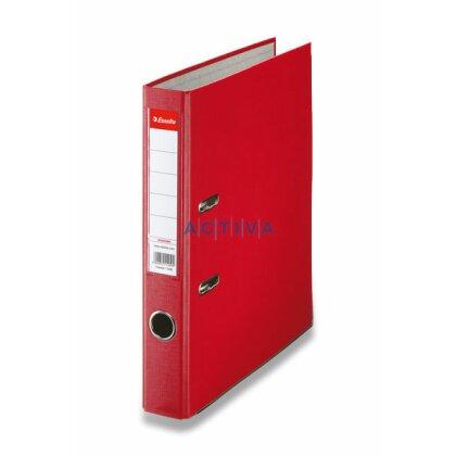 Obrázek produktu Esselte Economy - pákový pořadač - 50 mm, červený
