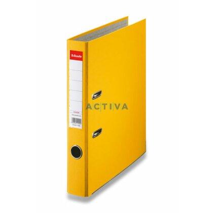 Obrázek produktu Esselte Economy - pákový pořadač - 50 mm, žlutý