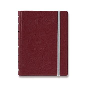 Obrázek produktu Zápisník A5 Filofax Notebook Classic - vínový
