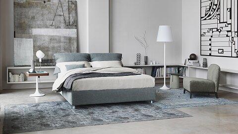 Nadčasová a elegantní postel Nathalie
