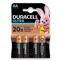 Alkalické baterie Duracell Ultra