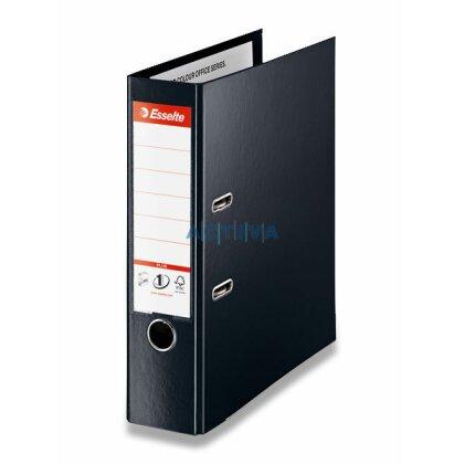 Obrázek produktu Esselte Plus - pákový pořadač - 80 mm, černý