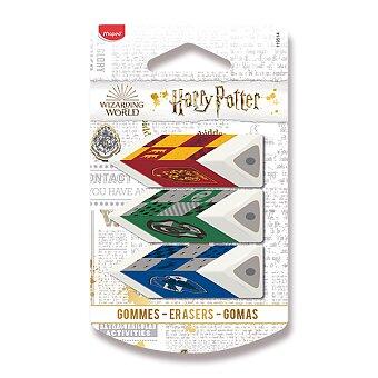 Obrázek produktu Pryž Maped Pyramide Harry Potter - 3 ks