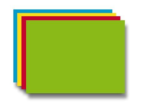 Obrázek produktu Barevná dopisní karta Clairefontaine - 70 x 95 mm, 25 ks