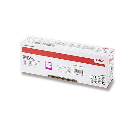 Obrázek produktu OKI - toner C532 / MC573, magenta (červený) pro laserové tiskárny
