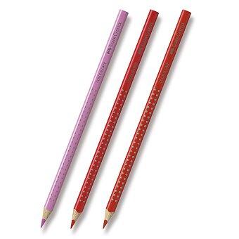 Obrázek produktu Pastelka Faber-Castell Grip 2001 - červené a růžové odstíny - výběr barev