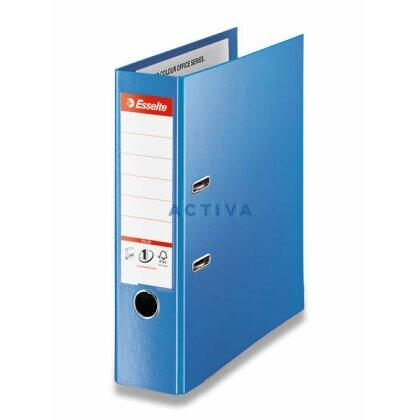 Obrázek produktu Esselte Plus - pákový pořadač - 80 mm, modrý