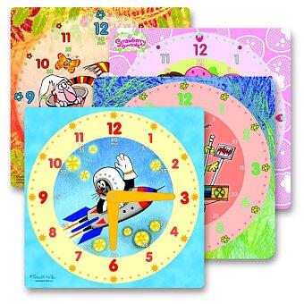 Obrázek produktu Výukové hodiny čtvercové - mix motivů