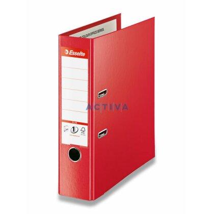 Obrázek produktu Esselte Plus - pákový pořadač - 80 mm, červený