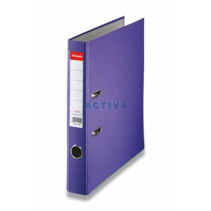 Obrázek produktu Esselte Economy - pákový pořadač - 50 mm, fialový