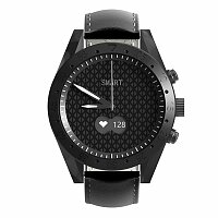 Chytré hodinky Quartz hybrid, elegantní