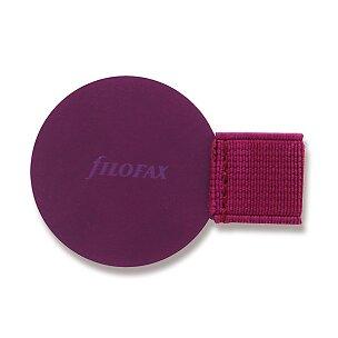 Elastické nalepovací poutko na pero Filofax