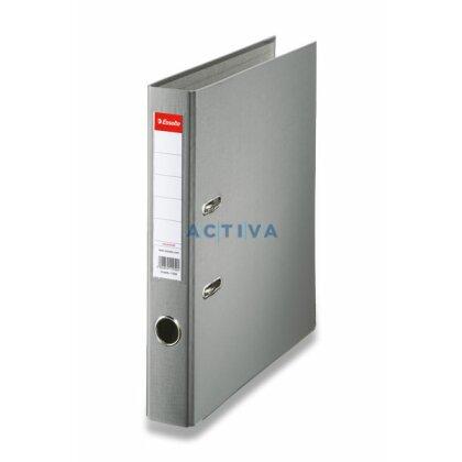 Obrázek produktu Esselte Economy - pákový pořadač - 50 mm, šedý