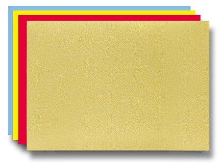 Obrázek produktu Barevná dopisní karta Clairefontaine - A4, 25 ks