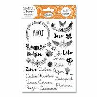 Stampo Planner Aladine - Roční období