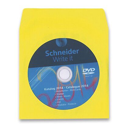 Obrázek produktu CD Cover - obálka na CD - 100 ks