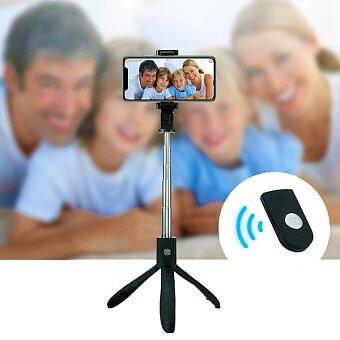 Obrázek produktu Selfie tyčka Tripod Bluetooth