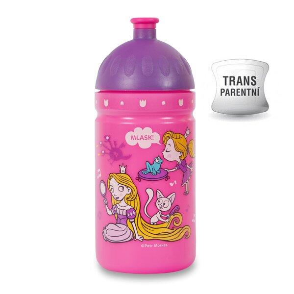 Zdravá lahev 0,5 l Svět princezen