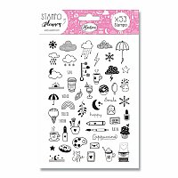 Stampo Planner Aladine - Pohodový den