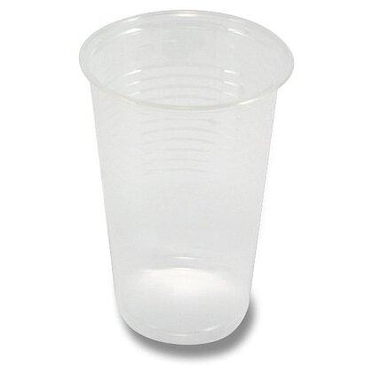 Obrázek produktu Průhledné plastové kelímky - 0,2 l, 100 ks