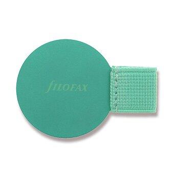 Obrázek produktu Elastické nalepovací poutko na pero Filofax - Mint