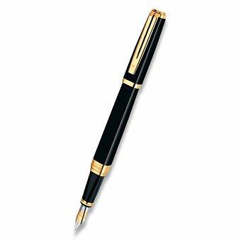 Obrázek produktu Waterman Exception Ideal Black GT - plnicí pero