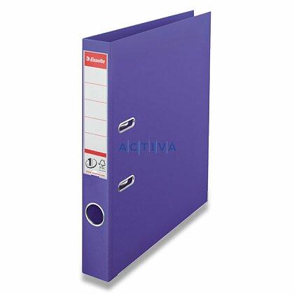 Obrázek produktu Esselte No. 1 Power - plastový pákový pořadač - 50 mm, fialový