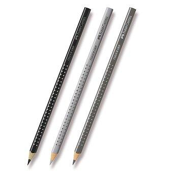 Obrázek produktu Pastelka Faber-Castell Grip 2001 - černé a šedé odstíny - výběr barev