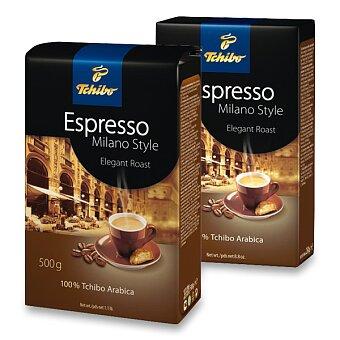 Obrázek produktu Káva Tchibo Espresso Milano Style - výběr balení a druhů