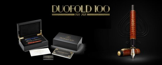 Parker Duofold 100th