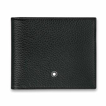 Obrázek produktu Peněženka Montblanc Meisterstück Soft Grain - 4 cc, kapsa na mince