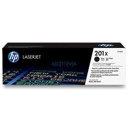 Obrázek produktu HP - toner CF400X, black (černý) pro laserové tiskárny