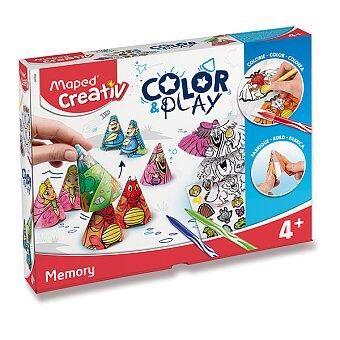 Obrázek produktu Sada MAPED Creativ Color & Play Paměťová hra